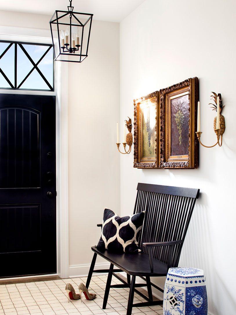 Entryway | Bria Hammel Interiors