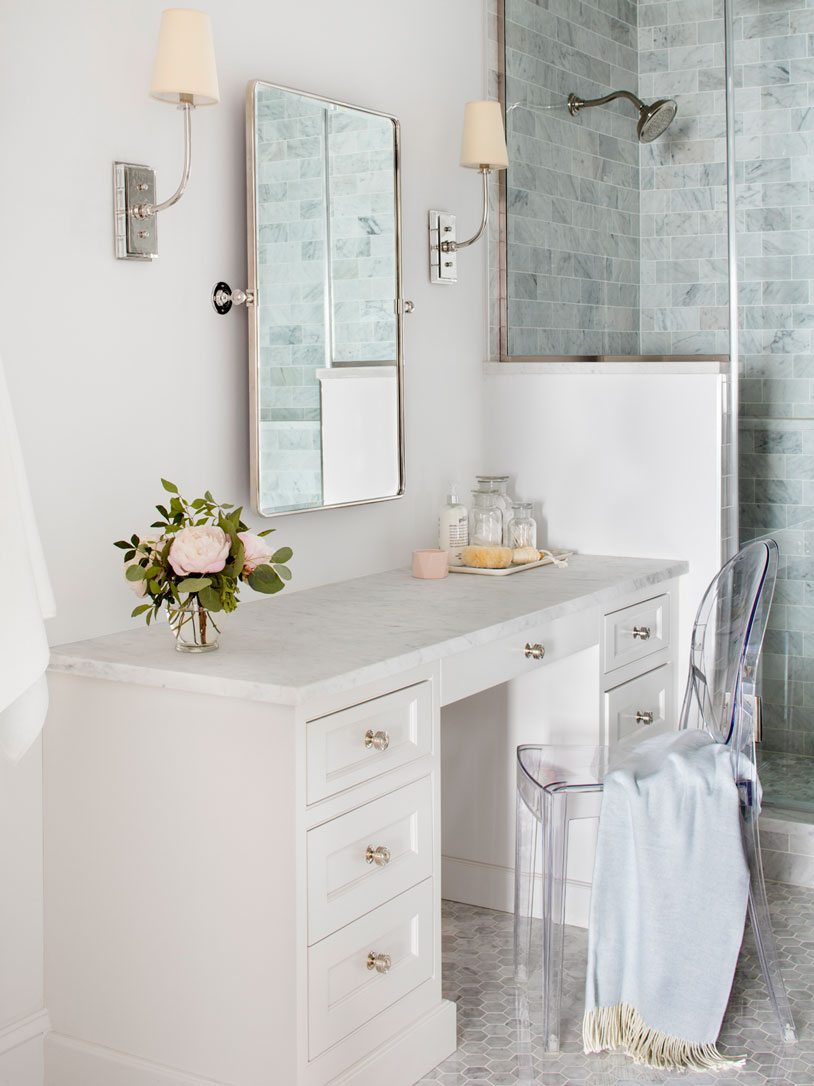 Master Bathroom | Bria Hammel Interiors