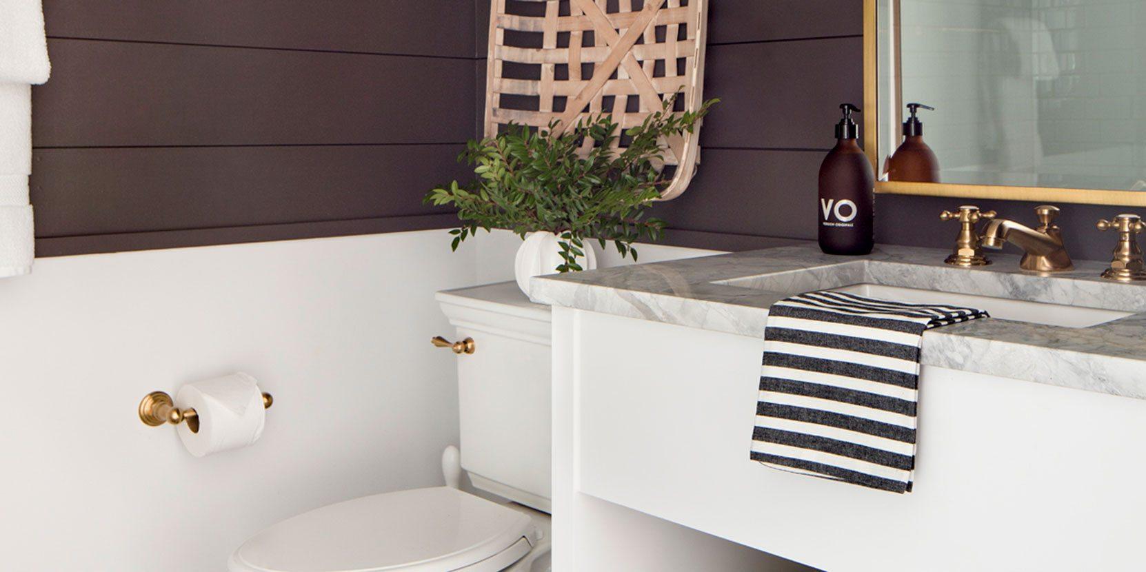 Guest Bathroom | Bria Hammel Interiors