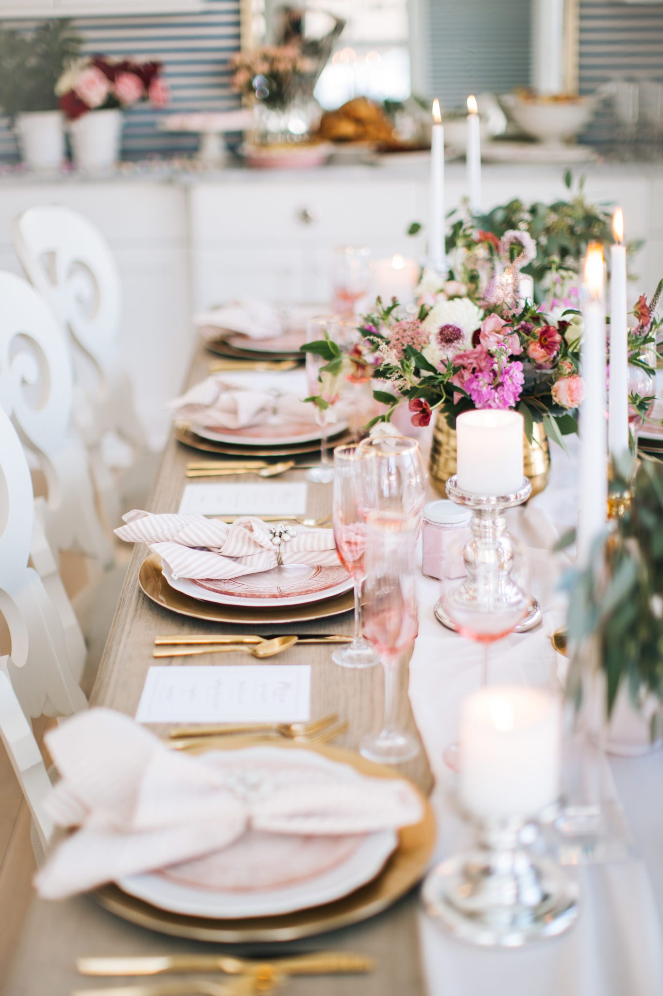 Galentine's Day Brunch | Bria Hammel Interiors