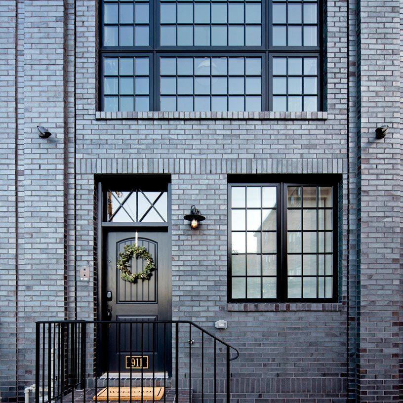 Baltimore Row House The Baltimore House | Bria Hammel Interiors