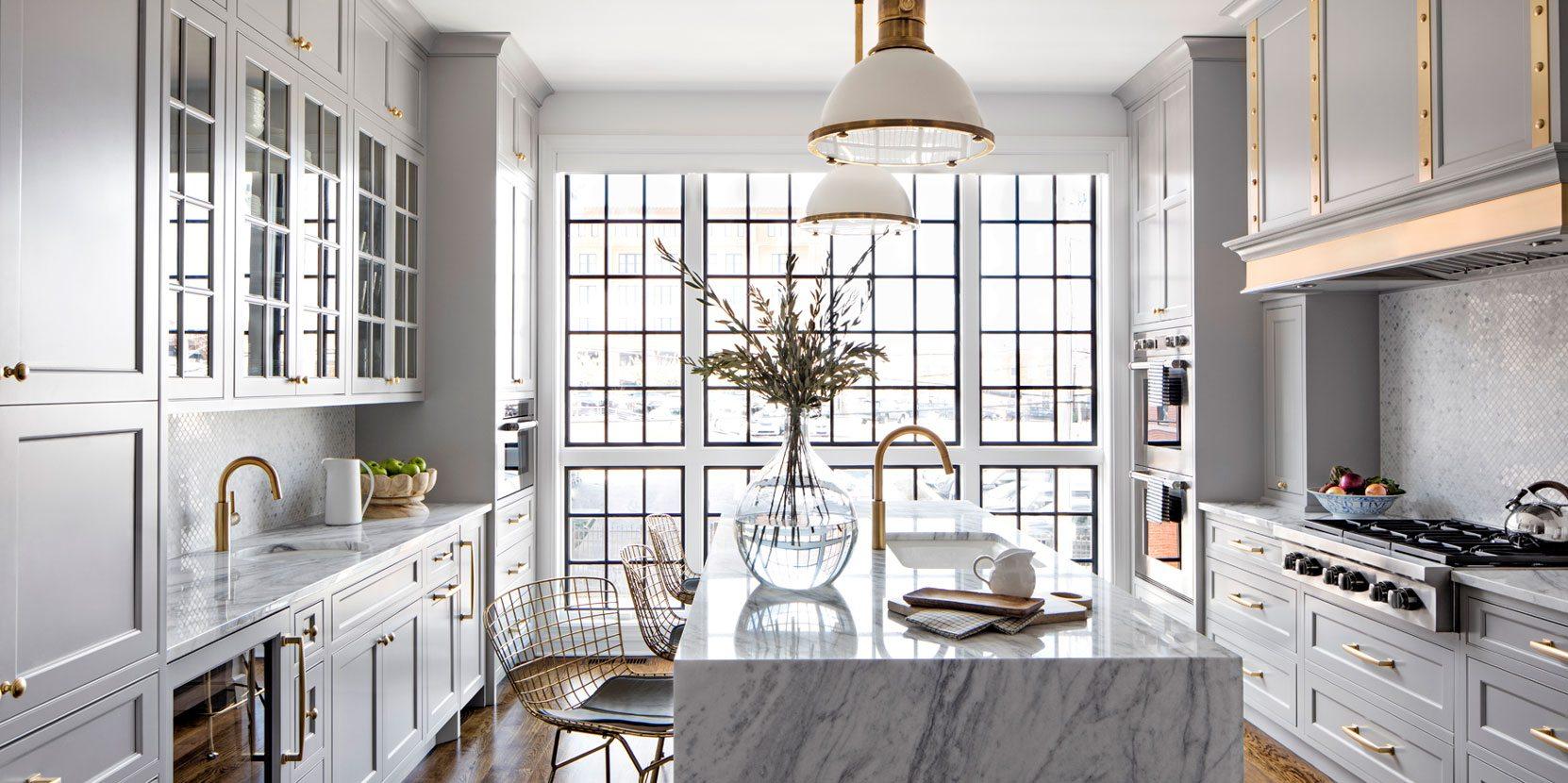 Open Kitchen | Bria Hammel Interiors