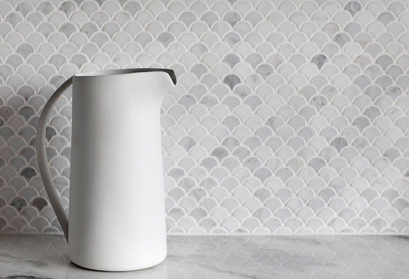 Tile Backsplash | Bria Hammel Interiors