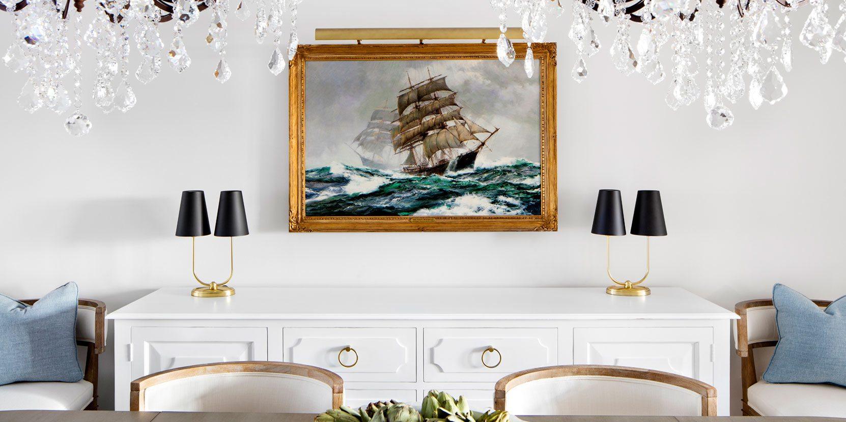 Dining Room | Bria Hammel Interiors