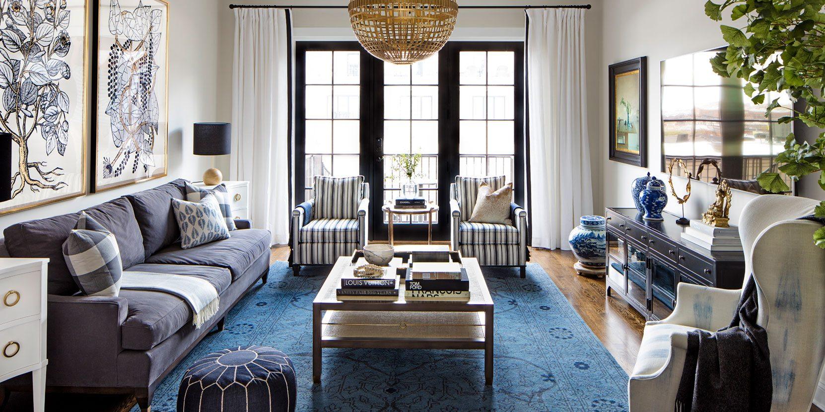 Living Room | Bria Hammel Interiors