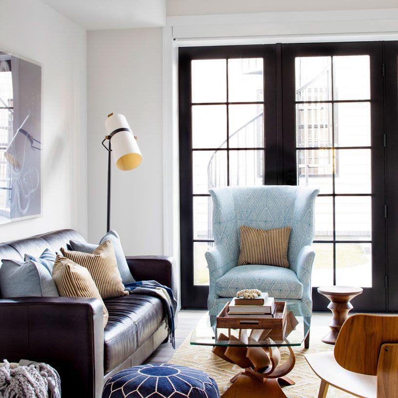 Family Room | Bria Hammel Interiors