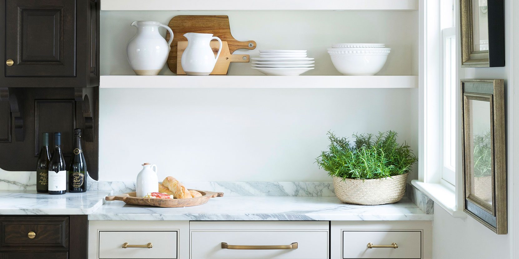 Kitchen Countertop | Bria Hammel Interiors