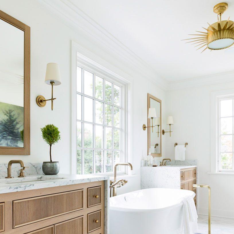 Bathroom | Bria Hammel Interiors