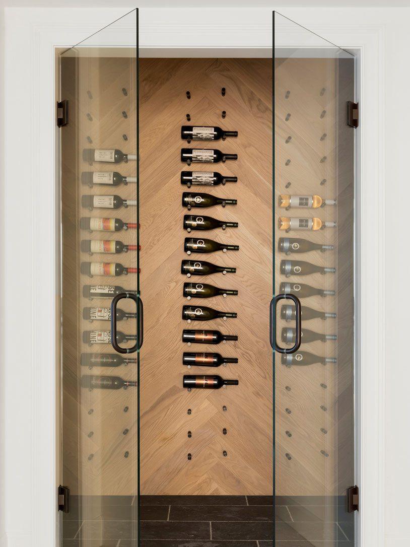 Wine Cellar | Bria Hammel Interiors