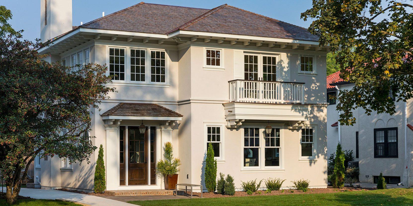 Exterior of Home | Bria Hammel Interiors