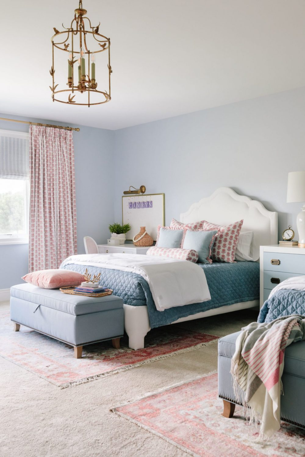 From Junk Room To Beautiful Bedroom The Big Reveal: House Beautiful Feature: Middleton, Wisconsin Project Pt
