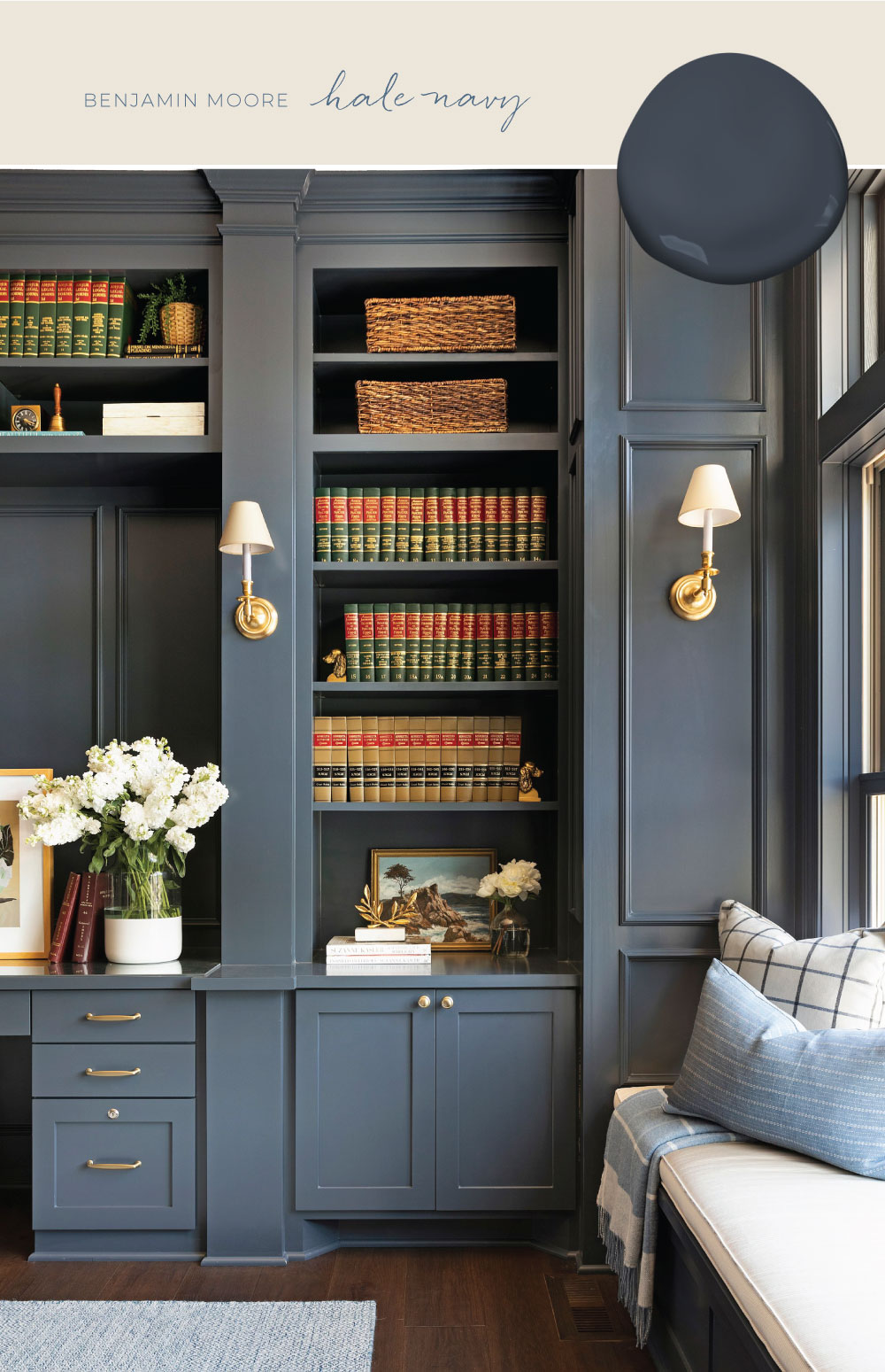 Our Favorite Blue And Gray Paint Colors Bria Hammel Interiors,Small Kitchen Updates On A Budget