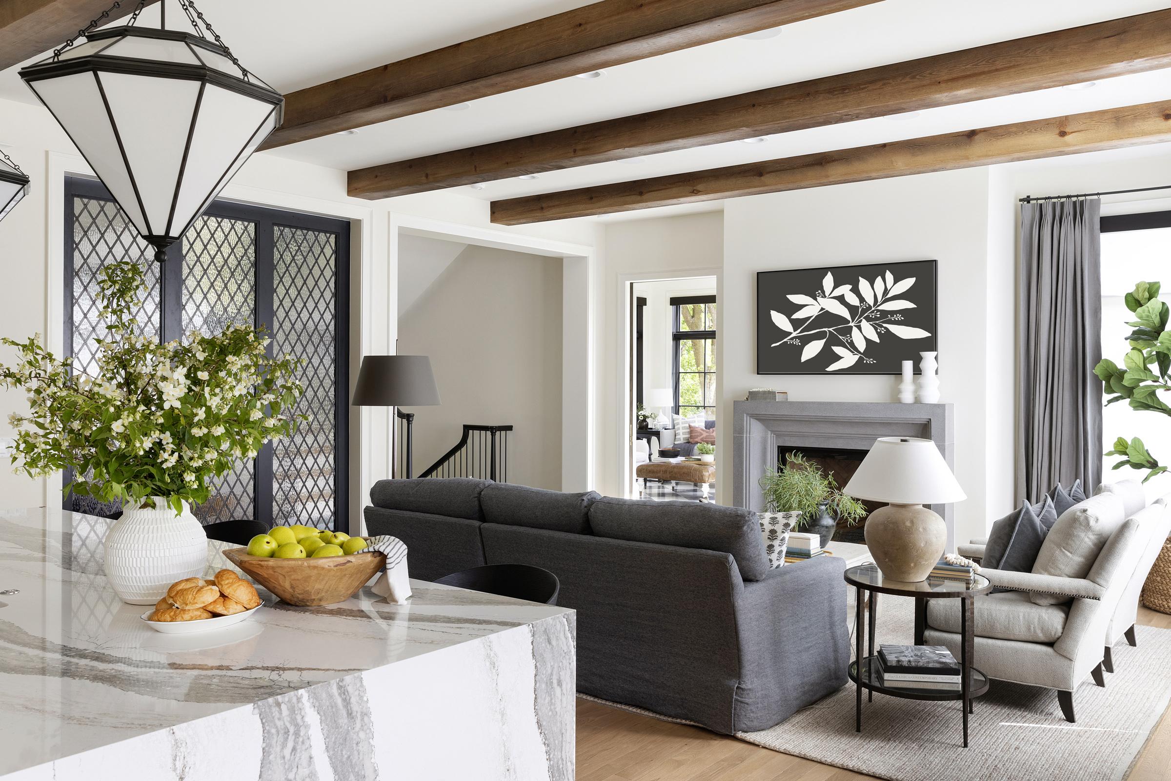 Modern Tudor Pt Ii Bria Hammel Interiors
