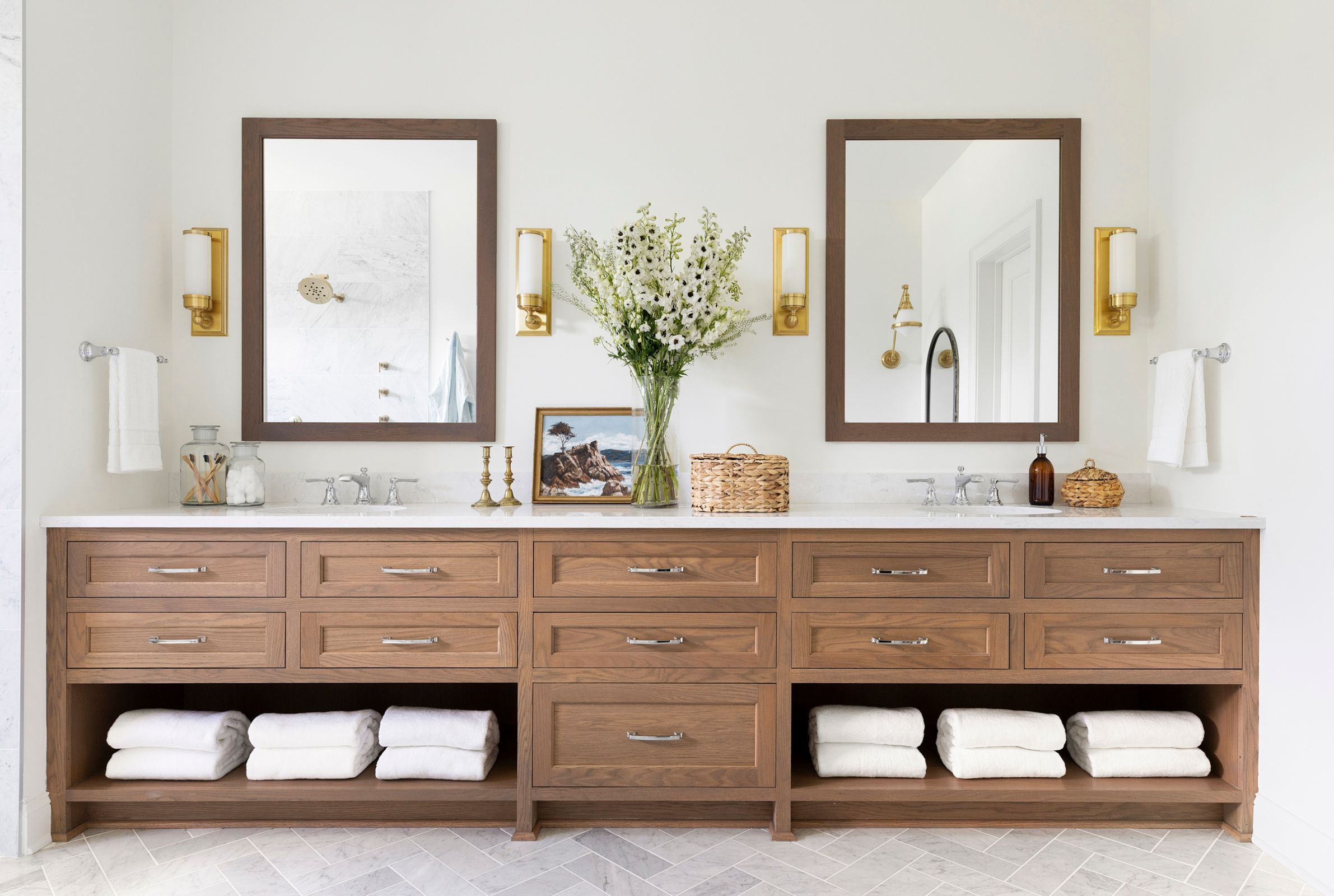 How To Design A Master Bathroom That Feels Like A Luxury Hotel Bria Hammel Interiors