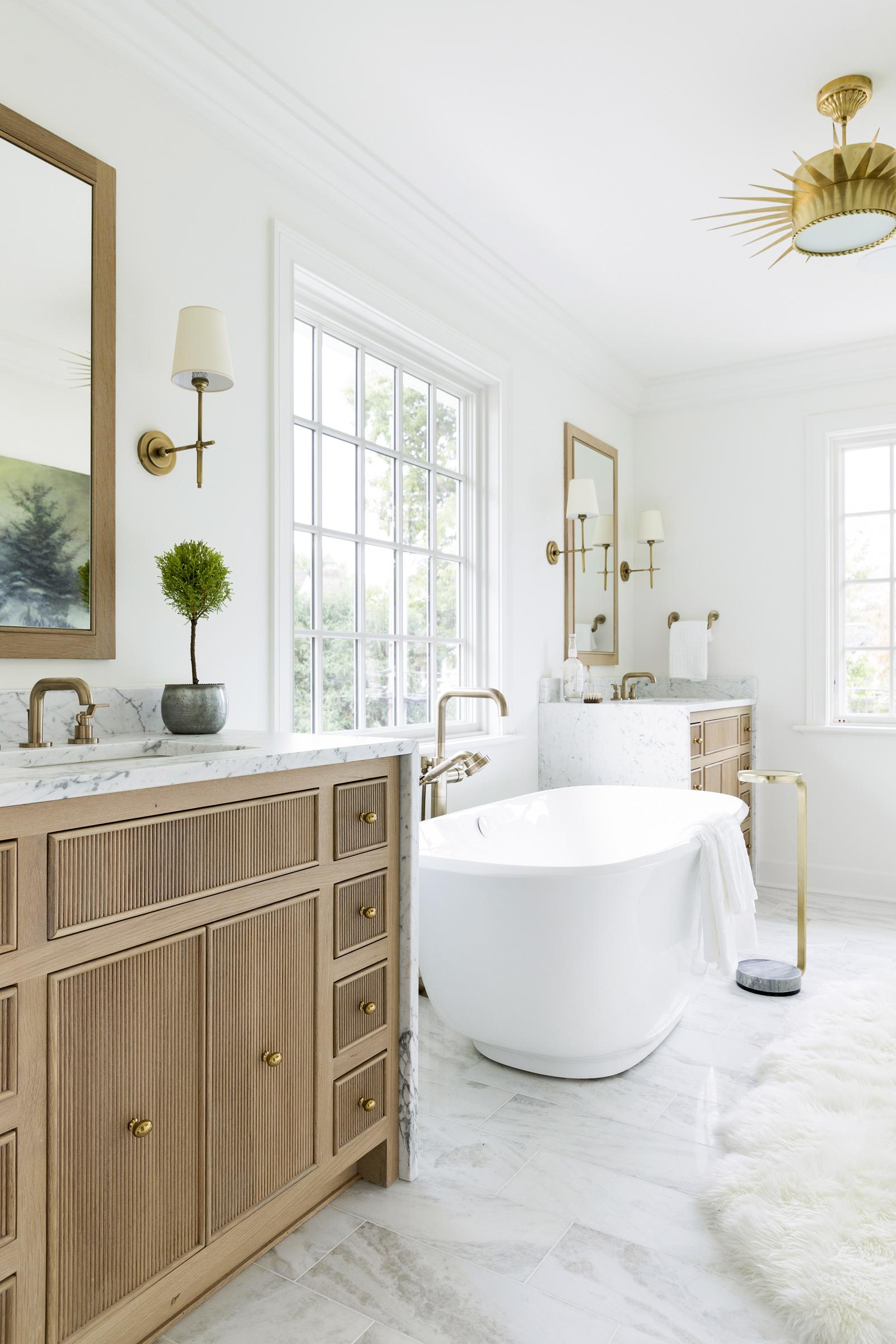 Timeless Bathroom Tile Options Bria Hammel Interiors